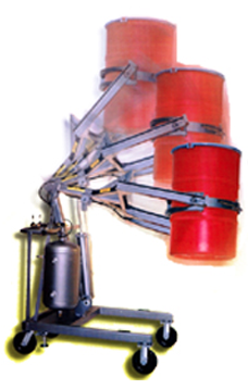 The leading manufacturer of Drum Handling Equipment & Systems.