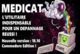 MediCat Mini Windows 10 NAKED v18.10 -  **OFFICIAL**