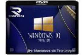 Windows 10 Mega Lite x64 pt-BR 2020 By Maniacos da Tecnologi